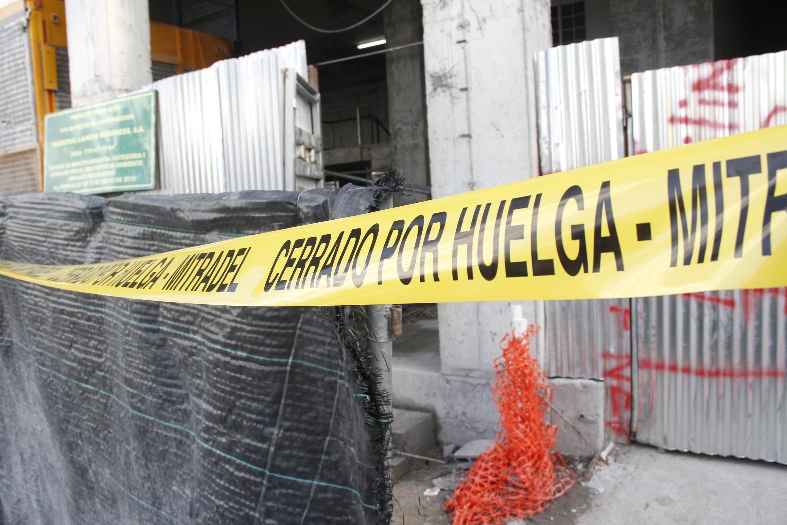 Panamá: Huelga de la construccuón deja pérdidas por US$180 millones